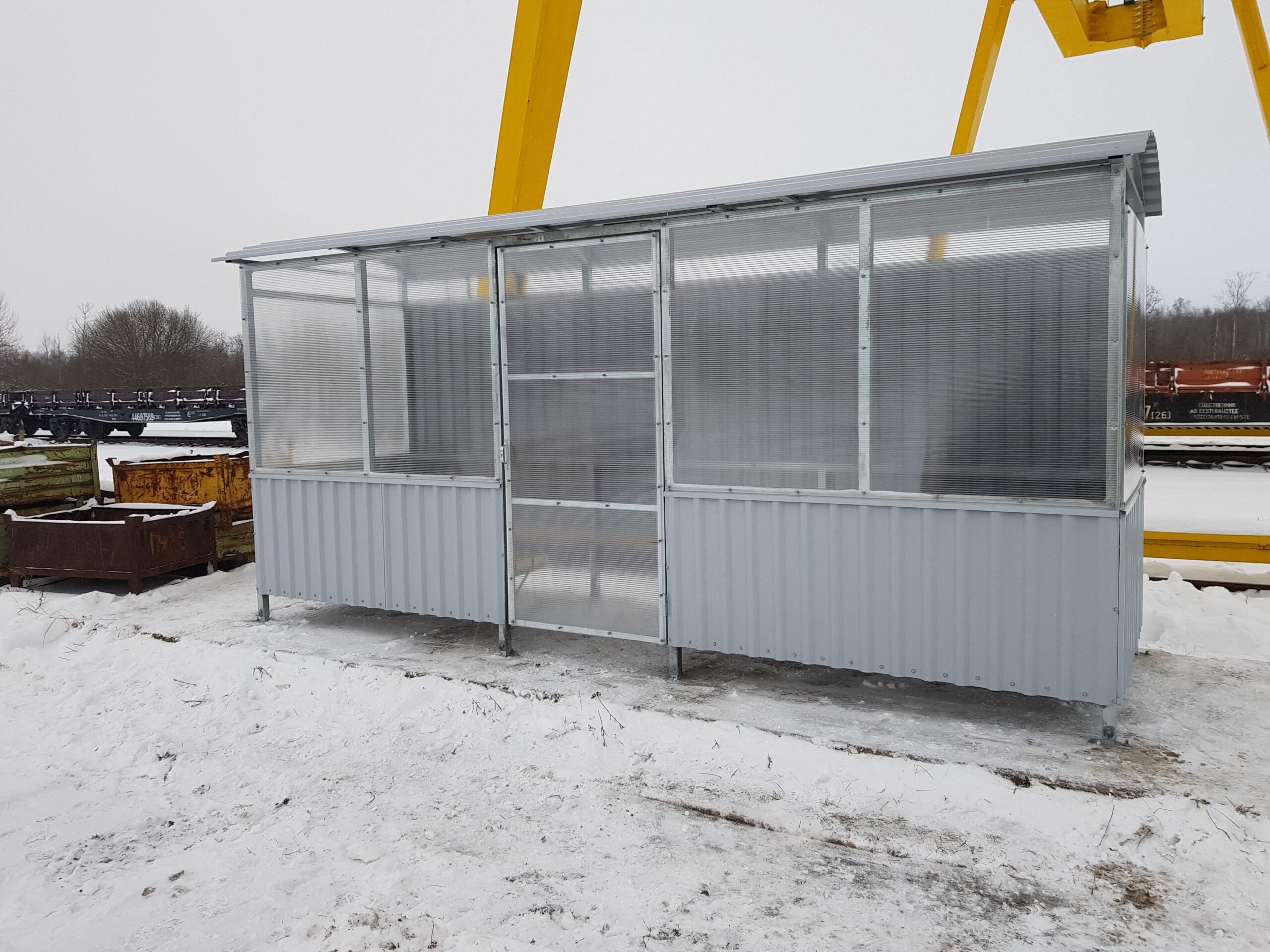 Eesti Raudtee tuulepaviljon