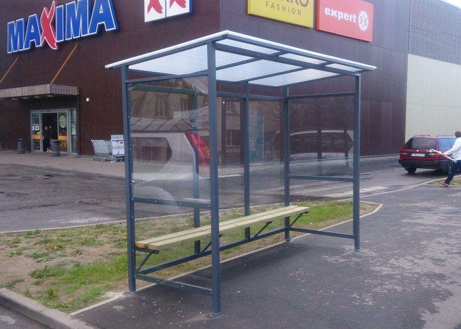 Bussipaviljon Maxima